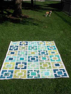 Garden Fence Quilt Top - Done! | Flickr - Photo Sharing!