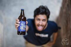 E o dia começou relativamente cedo. Com direito a uma degustação destas três excelentes brassagens da Cerveja Mateka. Um pequeno ensaio para deixar você com água na boca! Ah... Se quiser conhecer um pouco mais da Cerveja Mateka vá lá na página deles curta e acompanhe! :) - http://ift.tt/1HQJd81