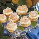 Lemon Cream Puffs......I just dug out my grandmas cream puff recipe, think I'll try this lemon filling.