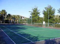 Tennis Court Tennis