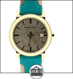ORIGINAL BURBERRY UNISEX WAYCH BU9018 de  ✿ Relojes para hombre - (Gama media/alta) ✿