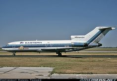 Boeing 727-25 aircraft picture