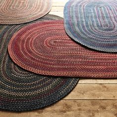 Collection Of Mostly Braided Rugs Capel North Carolina Madeinamerica Madeinusa Bedding Textiles American Made Home Pinterest Colour Harmony