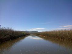 Laguna de Tecocomulco, Hidalgo.