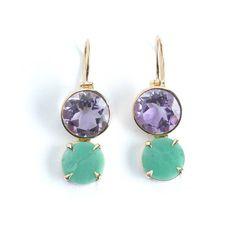 Les boucles d'oreilles baroques d'Honorine Jewels http://www.vogue.fr/joaillerie/le-bijou-du-jour/diaporama/les-boucles-d-oreilles-baroques-d-honorine-jewels/9932#4