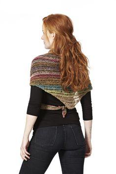 Netværk - scarf.