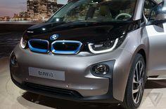 BMW i3   electric future   electric car   BMW   car   car photography   dream car   Bimmer   drive   sheer driving pleasure   Schomp BMW