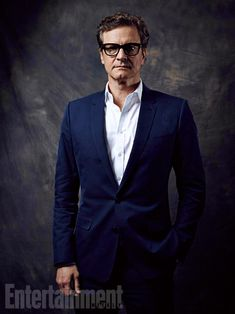 Colin Firth, Kingsman: The Secret Service. See more stunning star portraits from our photo studio at San Diego Comic-Con 2014 here: http://www.ew.com/ew/gallery/0,,20399642_20837150,00.html