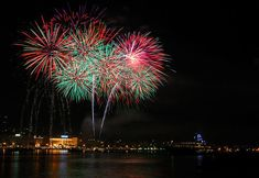 100 Breathtaking Fireworks Photography Around The World - Hongkiat