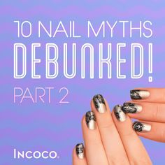 Click through to find out if gelatin actually makes your nails stronger! #Incoco