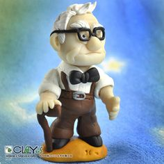 How to make the old man from: Up