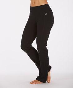 Take a look at this Marika Shape Black Audrey Ultimate Slimming Yoga Pants today!