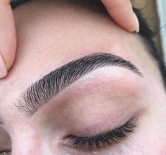 Eyebrow shaping tutorial to help keep your eye brows defined or ready for the perfect eye makeup Eyebrow Makeup Tips, Eyebrow Tinting, Makeup Tricks, Eye Makeup, Makeup Eyebrows, Eyebrow Trimmer, Eye Brows, Eyebrows On Fleek, Perfect Eyebrow Shape