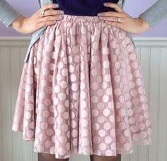 The Modernette.: DIY Tulle Skirt: How to Make a Tulle Skirt