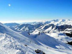 L'incroyable station de #ski du #Lioran en #Auvergne !