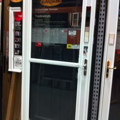 1000 images about storm doors on pinterest storm doors for Invisible screen door home depot