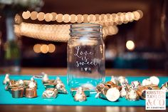 Love is Sweet! especially with this romantic Eagle Tavern Wedding  - Kristen Taylor Photography Blog