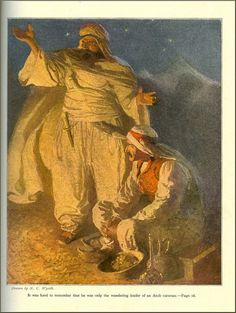 Story by Arthur Conan Doyle. Illustration by N.C. Wyeth. From the January 1911 Scribners Magazine.