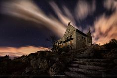 The Old Mansion by Jesús M. García © on 500px
