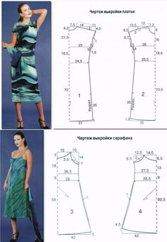 Dress Paterns, Dress Sewing Patterns, Sewing Patterns Free, Sewing Tutorials, Clothing Patterns, Dress Tutorials, Pattern Dress, Free Pattern, Fashion Sewing