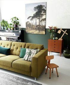 my scandinavian home: A Dutch home gets a green make-over