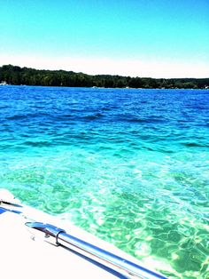 Torch Lake, Michigan - Spent alot of hours on this Lake with JB!