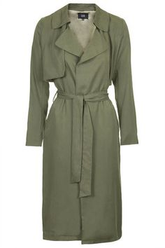 **Long Trench Coat by Goldie