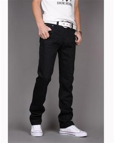 I like that these fit, and that they are not too skinny. I am not a huge fan of skinny not fitting jeans. Fashion Men's Jeans  More Fashion At   www.thedillonmall.com