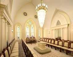 First full look: Provo City Center Temple photo and video tour released by LDS Church - The Provo City Center Temple opens to the public Friday before its dedication in March. The LDS Church released photos Monday detailing the interior of the temple that was built