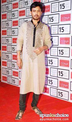 You are rocking those sandles Hindi Medium, Irrfan Khan, Shirt Dress, Actors, Celebrities, Coat, Dresses, Fashion, Vestidos