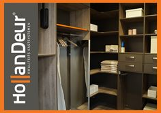 Neutrale Stijlvolle Inloopkast : Inloopkast met ruimte voor schoenencollectie inrichting huis