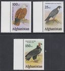 Afghanistan MNH Birds of Prey 3 diff unlisted - http://stamps.goshoppins.com/middle-eastern-stamps/afghanistan-mnh-birds-of-prey-3-diff-unlisted/