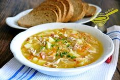 Party Drinks, Cheeseburger Chowder, Dinner, Cooking, Polish Food, Party Ideas, Dining, Kitchen, Food Dinners