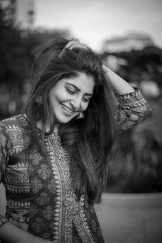 Southindian Actress Manjima Mohan Photoshoot Stills By KiranSa Photography. Portrait Photography Poses, Photography Poses Women, Dreamy Photography, Cute Girl Poses, Girl Photo Poses, Stylish Photo Pose, Saree Poses, Teenage Girl Photography, Beautiful Girl Photo