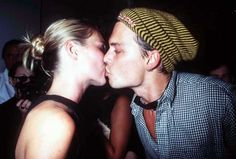 WILD AND FREE: johnny depp/kate moss