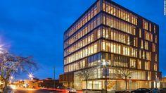 Центр інновацій в деревообробних технологіях, Британська Колумбія, Канада. - Center for Innovation in wood technology, British Columbia, Canada
