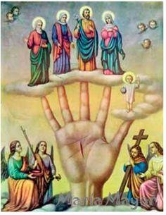 Esta oración a la mano poderosa es muy milagrosa y la puedes utilizar para un pedido urgente. La mano poderosa de Dios siempre mediará