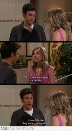 Just Ted Mosby