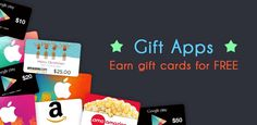 GiftApps - Best Free Gift Card App. Get 100+ Gift Cards