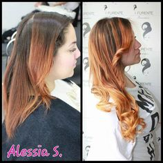 ESTENSIONE EFFETTO NATURALE #hair #hairstyle #instahair...