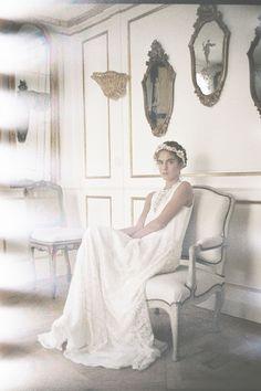 YEARS OF THE MODERN | Donatelle Godart – Création de Robes de mariée sur mesure