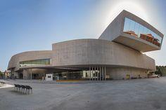 Roma, Museums  MAXXI , Museo delle arti del 21° secolo