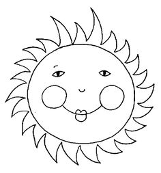 Best Coloring: Summer sun coloring pages - Amazing Coloring sheets - Solar System Coloring Pages, Summer Coloring Pages, Bear Coloring Pages, Disney Coloring Pages, Coloring Pages To Print, Free Printable Coloring Pages, Coloring Pages For Kids, Coloring Sheets, Coloring Books