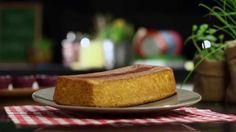Cocina Saludable para niños. En esta entrega, Pan de zapallo.