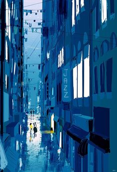 »✿❤Blue❤✿« by Pascal Campion