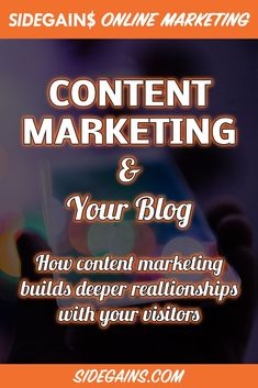 Content marketing is often used as a synonym for writing blog posts but the truth is it's WAY more than just pressing the publish button. If your don't have a content marketing strategy in place you're missing a valuable trick. Find out what content marketing is & how it can help to grow your blog. #contentmarketing Digital Marketing Strategy, Inbound Marketing, Internet Marketing, Online Marketing, Mobile Marketing, Marketing Strategies, Marketing Ideas, Affiliate Marketing, Synonyms For Writing
