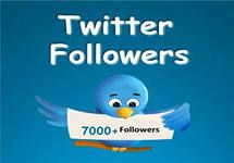 http://adollarseo.com/categories/twitter_followers Get 7000 Twitter Followers for $1 Dollar #7k #twitter #Followers #Dollar #Gigs