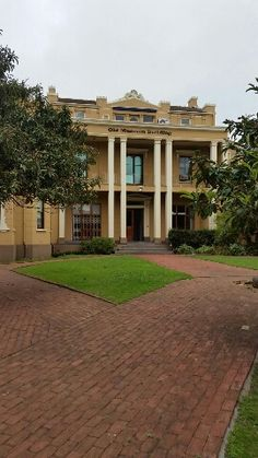 Old Museum Building in Central Port Elizabeth, South Africa, Museum, Mansions, House Styles, Building, Home Decor, Decoration Home, Room Decor