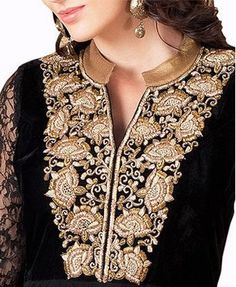 You will see variety of beautiful neck designs here. This collection will surely increase your selection choice and give you confidence.