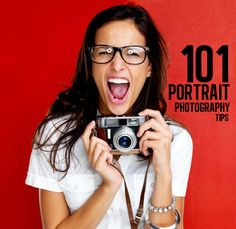 101 Portrait Photography Tips